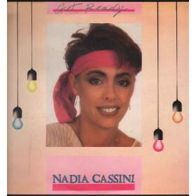 Nadia Cassini Lp 33giri Get Ready Nuovo Sigillato