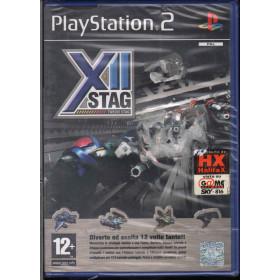 XII STAG Videogioco Playstation 2 PS2 Taito Halifax Sigillato