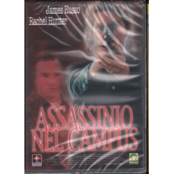 Assassinio Nel Campus DVD James Russo / Rachel Hunter / Deck James Sigillato