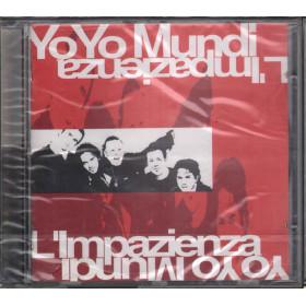 Yo Yo Mundi (Fossati) CD L'Impazienza / Noys Columbia COL 493014 2 Sigillato