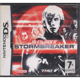 Alex Rider Stormbreaker Videogioco Nintendo DS NDS Sigillato
