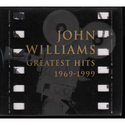 John Williams CD Greatest Hits 1969 1999 / Sony Classical ‎S2K 51333 Sigillato