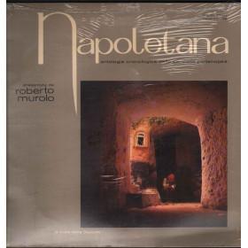 Murolo Lp Napoletana Antologia Cronologica Della Canzone Nono / Durium Nuovo