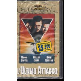 L'Ultimo Attacco VHS Danny Glover / Willem Dafoe / Brad Johnson Sigillata
