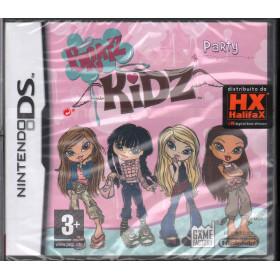 Bratz Kidz Party Videogioco Nintendo DS NDS The Game Factory Halifax Sigillato