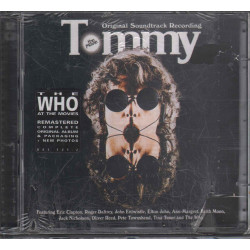 The Who 2 CD Tommy / Polydor 841 121-2 OST Soundtrack Remastered Sigillato
