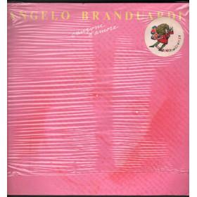 Angelo Branduardi Lp Vinile Canzoni D'Amore / Musiza 825 218-1 Sigillato