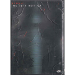 Japan ‎DVD The Very Best Of / EMI Virgin 0946 3 57634 9 2 Sigillato