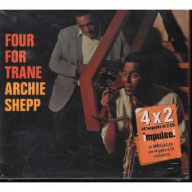 Archie Shepp CD Four For Trane / Impulse IMP 12182 Sigillato