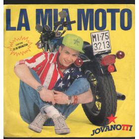 """Jovanotti Vinile 7"""" 45giri La Mia Moto Nuovo 5099765514872"""