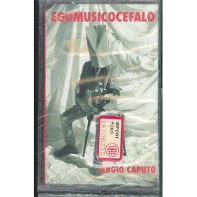 Sergio Caputo MC7 Egomusicocefalo / CGD – 4509-92680-4 CA 491 Sigillata
