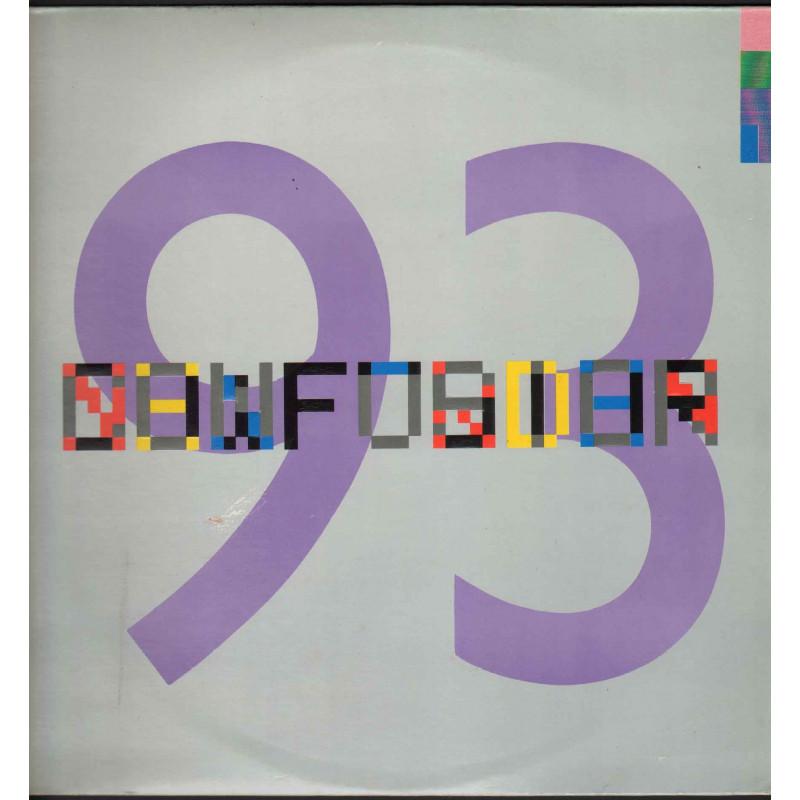 """New Order Vinile 12"""" 45rmp Confusion / Factory – Base Record FAC 93 Nuovo"""