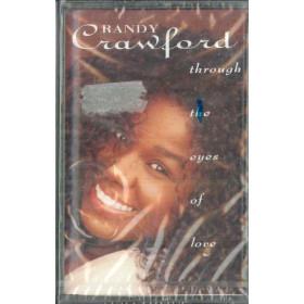 Randy Crawford MC7 Through The Eyes Of Love / Warner Bros 7599-26736-4 Sigillata