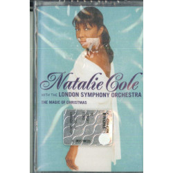 Natalie Cole With London Symphony Orchestra MC7 The Magic Of Christmas Sigillata