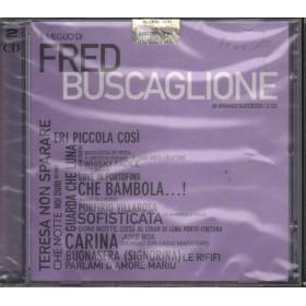 Fred Buscaglione CD Il Meglio Di Fred Buscaglione / Edel 0206270 EIT Sigillato