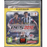 Pro Evolution Soccer PES 2010 Platinum Playstation 3 PS3 Sigillato