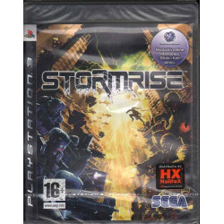 Stormrise Playstation 3 PS3 Sega Sigillato