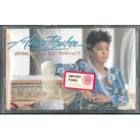 Anita Baker MC7 Giving You The Best That I Got / Elektra – 960 827-4 Sigillata