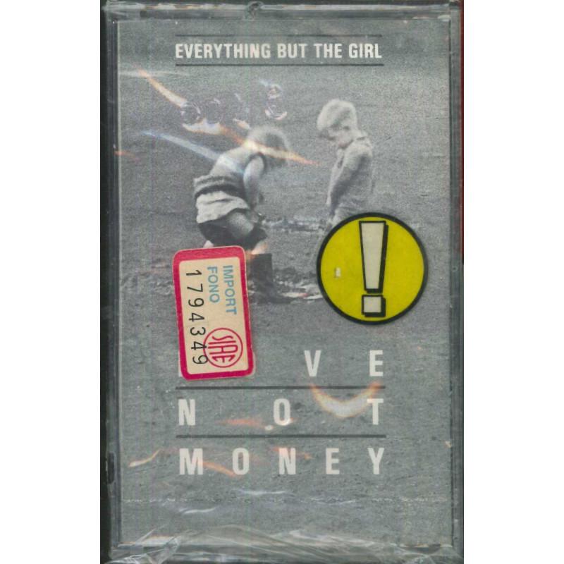 Everything But The Girl MC7 Love Not Money / WEA – 240 657-4 Sigillata