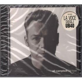 Ali Campbell CD Big Love / EMI Virgin – CDV2783 Timbro SIAE a Secco Sigillato