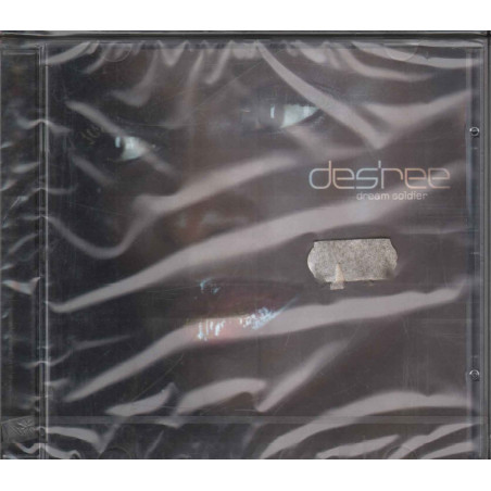 Des'ree ‎CD Dream Soldier / Sony Music UK ‎– 509741 5 Sigillato