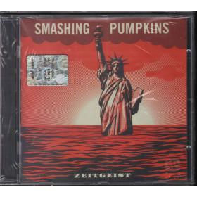 Smashing Pumpkins CD Zeitgeist Nuovo Sigillato 0093624997788