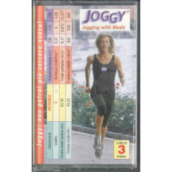 AA.VV MC7 Joggy Jogging With Music / TOPFIT MC012 Sigillata 8028980002243