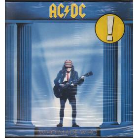 AAC/DC Lp Vinile Who Made Who / Atlantic 78 1650-1 Mint Sigillato 0075678165016