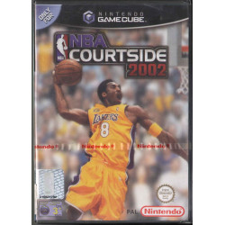 NBA Courtside 2002 Nintendo Gamecube Sigillato