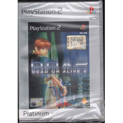 Dead or Alive 2 DOA 2 Videogioco Playstation 2 PS2 Sony Sigillato