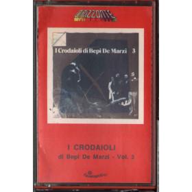 I Crodaioli Di Bepi De Marzi MC7 I Crodaioli Di Bepi De Marzi Vol 3 Nuova