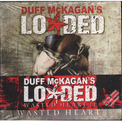 Duff McKagan's Loaded - CD Wasted Heart - Digipack Sigillato 5051099783027