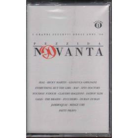 AAVV MC7 Pezzi Da Novanta / Sony Epic – 509 458 4 Sigillata