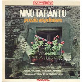 Nino Taranto Lp Vinile Poesie Napoletane / Fonit Cetra SFC 177 Nuovo