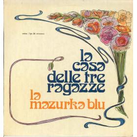 Gallino Lp Vinile La Casa Delle Tre Ragazze / La Mazurka Blu Fonit Nuovo