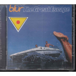 Blur ‎CD The Great Escape / EMI Food Parlophone ‎– 7243 8 35235 2 8 Sigillato