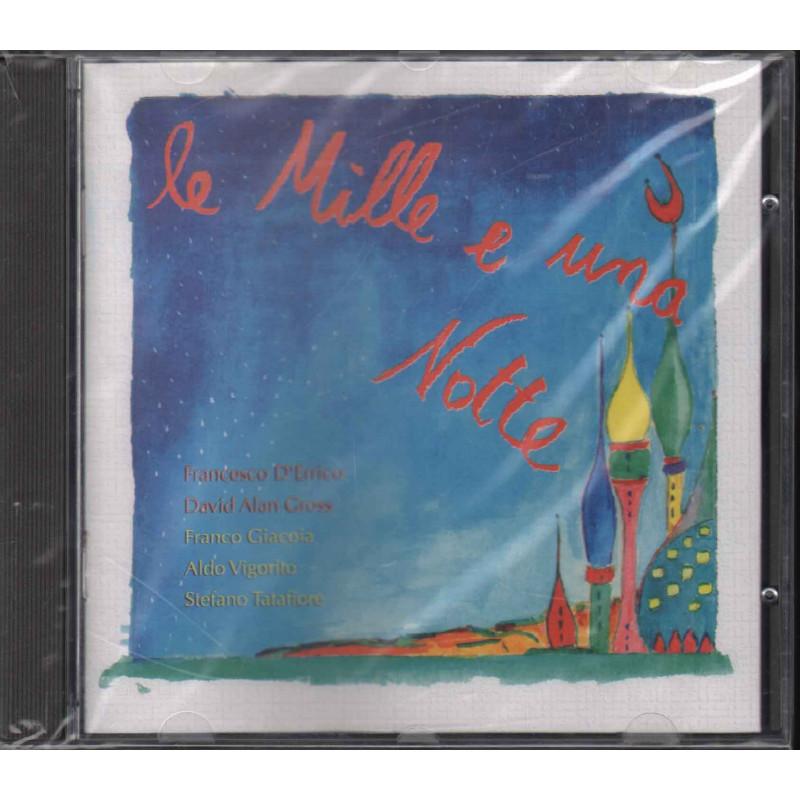 Francesco D'Errico / D A Gross CD Le Mille E Una Notte Polosud PS/011 Sigillato