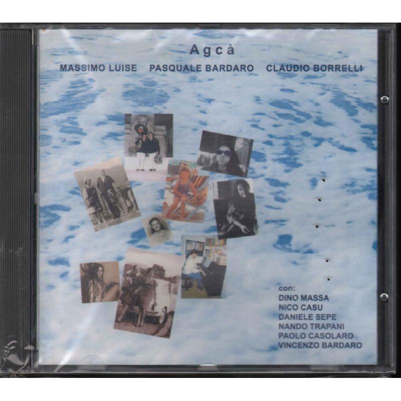 M Luise / P Bardaro / C Borrelli CD Agca' / Polosud PS/011 Sigillato