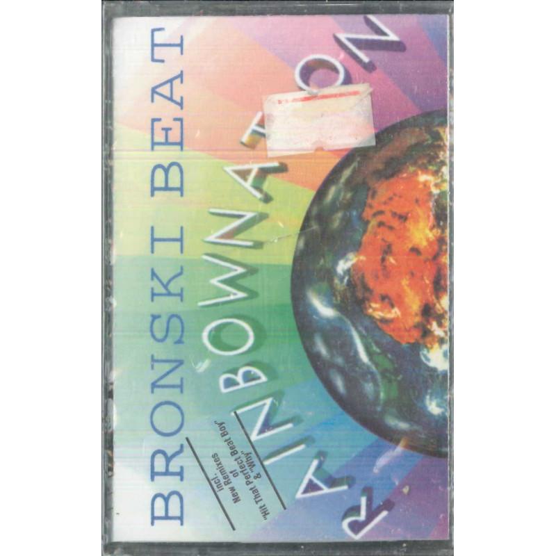 Bronski Beat MC7 Rainbow Nation / Dig It – DMC 10650 Sigillato 8014961126503