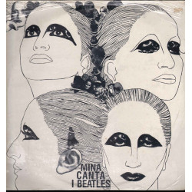 Mina LP Vinile Mina Canta I Beatles / PDU Sigillato 0077778975816