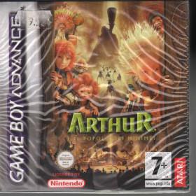 Arthur E Il Popolo Dei Minimei Game Boy Advance GBA Atari Sigillato