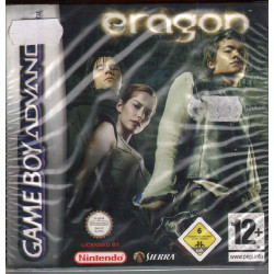 Eragon Videogioco Game Boy Advance GBA Sierra Sigillato