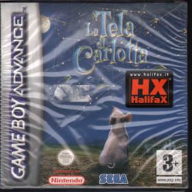 La Tela di Carlotta Game Boy Advance GBA Sega Halifax Sigillato