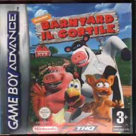 The Barnyard Il Cortile Videogioco Game Boy Advance GBA THQ Sigillato