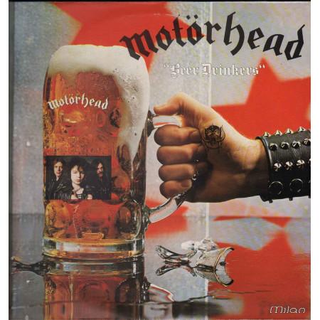 Motorhead (Motörhead) Lp Vinile Beer Drinkers / Milan A 120 174 Nuovo