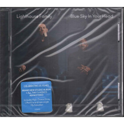 Lighthouse Family CD Blue Sky In Your Head / Polydor 7758997 Sigillato