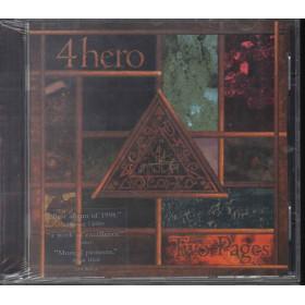 4hero CD Two Pages / Talkin' Loud – 558 465-2 Sigillato
