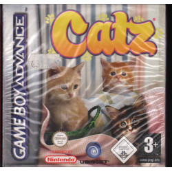 Catz Videogioco Game Boy Advance GBA Ubisoft Sigillato