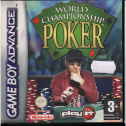 World Championship Poker Videogioco Game Boy / Play IT Nuovo
