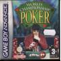 World Championship Poker Videogioco Game Boy / Play IT Nuovo